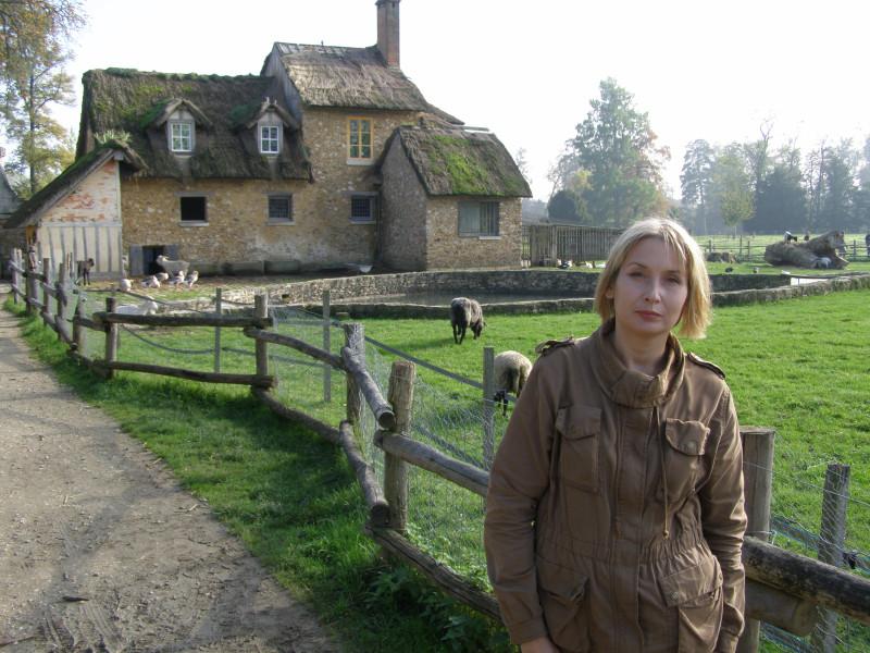 Приобщаюсь к жизни селян, прямо как французские аристократы