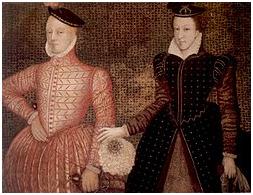 Генри Дарнли и Мария Стюарт