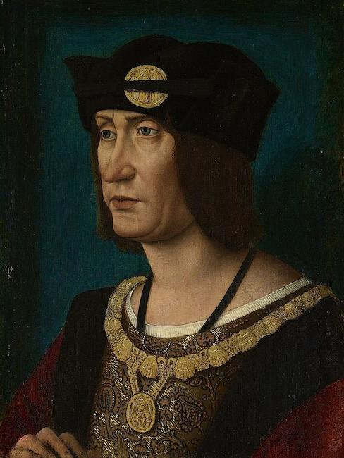 Ж. Перреаль. Людовик XII. Изображение из Википедии