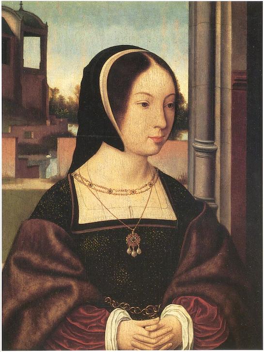 Ж. Бурдишон. Анна Бретонская, Изображение из Википедии
