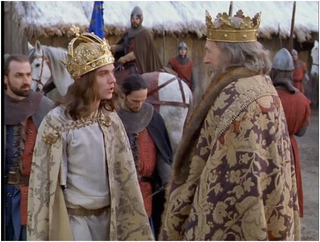 Два короля. Фото: kino.mail.ru