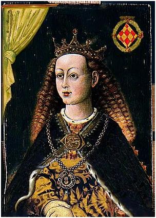 Изабелла Ангулемская. Фото: Википедия