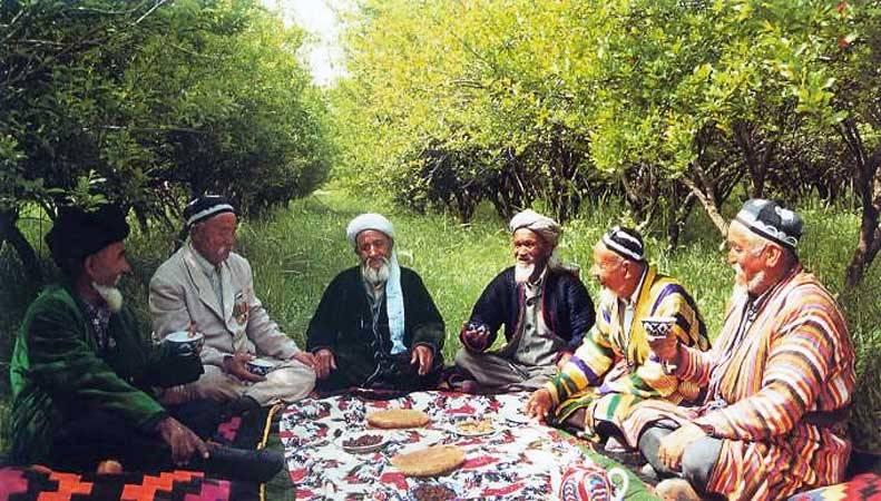 Узбекские аксакалы получат бесплатные продукты питания: bessler —  LiveJournal