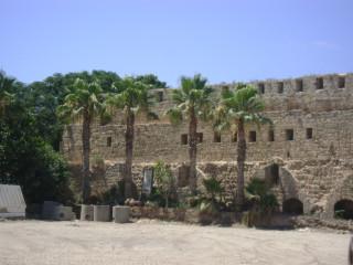 Акко замки крестоносцев