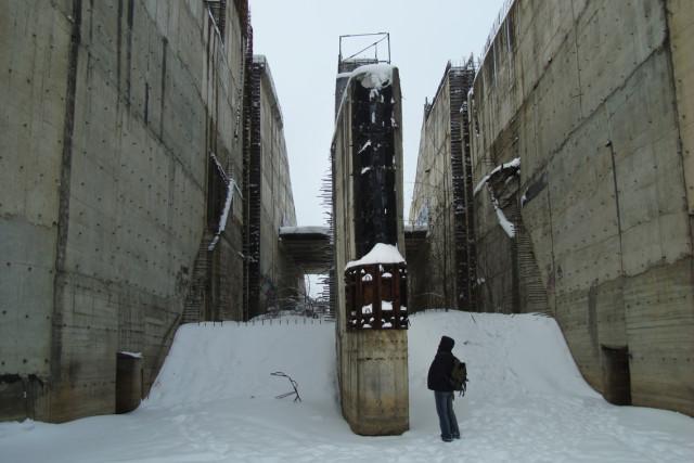 Подольский гидроузел 6