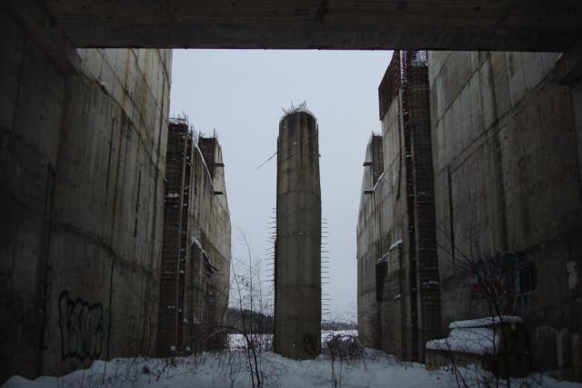 Подольский гидроузел 14