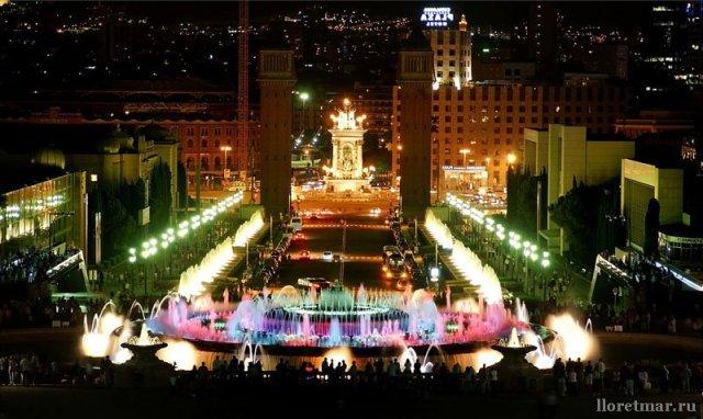 Опять хочется в Барселону...