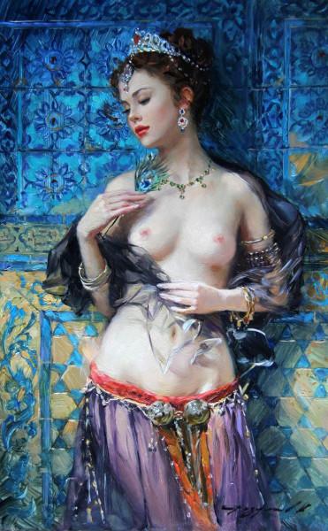 фото женщины востока эротика