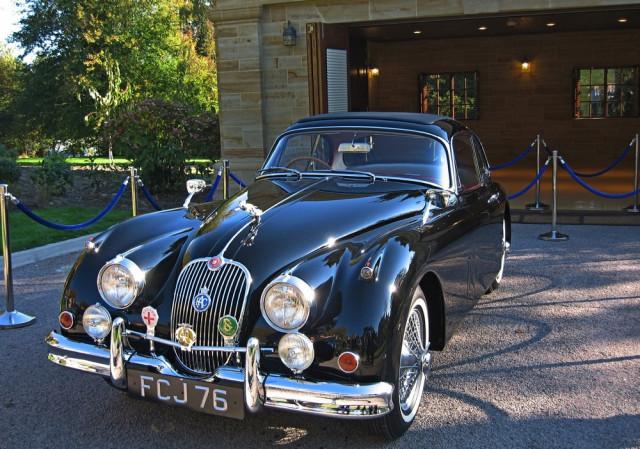 Jaguar XK-150 S