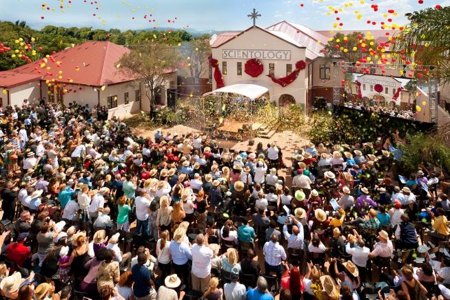 Открытие Саентологической церкви Претории
