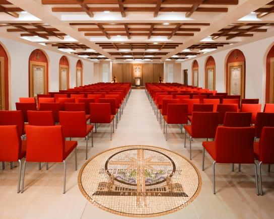Часовня саентологической церкви Претории