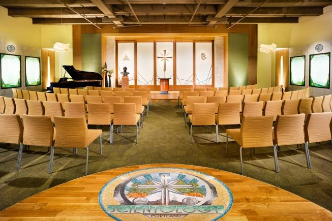 Часовня саентологической церкви Портленда
