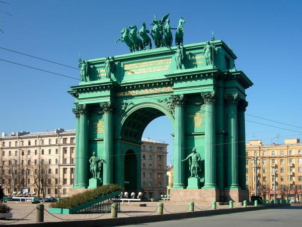 Narva_Triumphal_Gate
