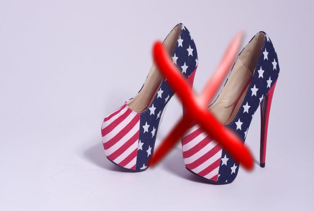 73e90d77 В России хотят запретить кеды и обувь на каблуке: beterock ?