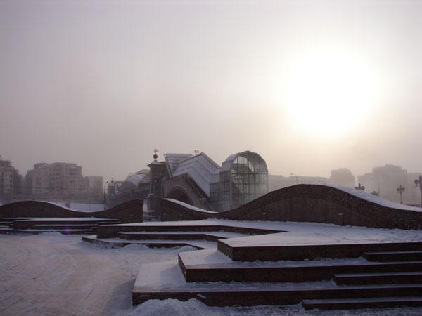Москва, площадь Европы