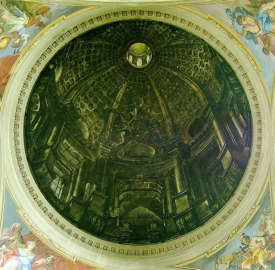 Santignazio_painted_dome