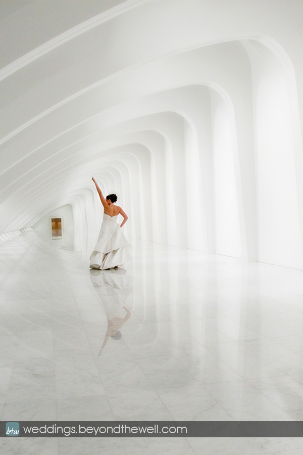 Milwaukee Art Museum Wedding