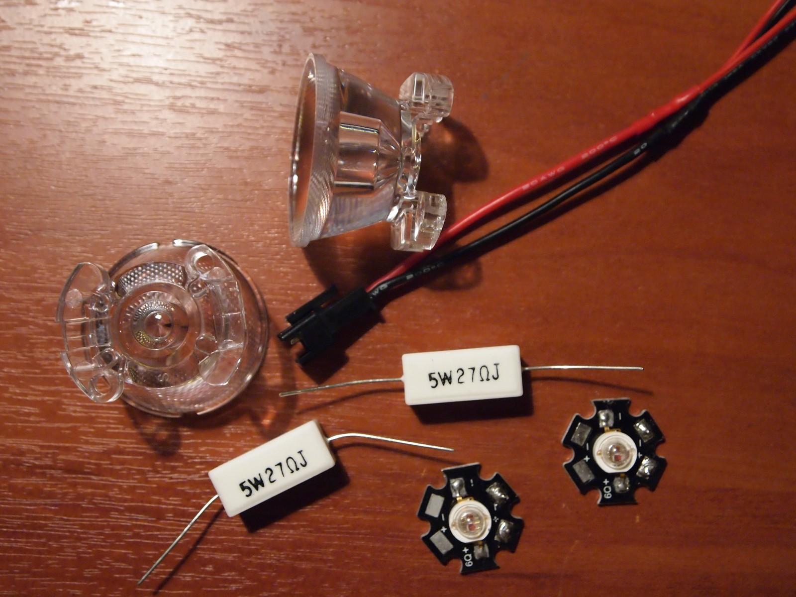 Чип и дип светодиодные модули