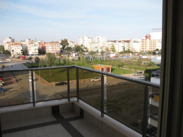Вид с балкона дублекса 3+1