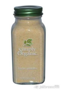 2015-12-14_14-03_Simply Organic, Garlic