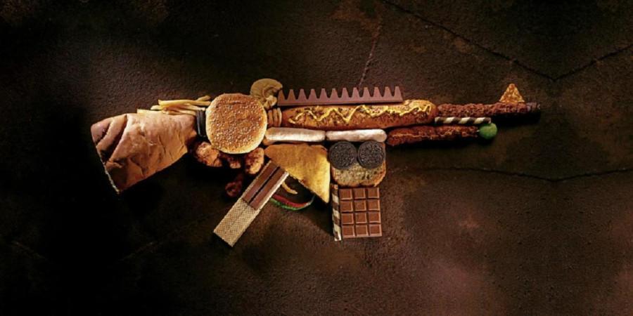 еда - оружие 21 века