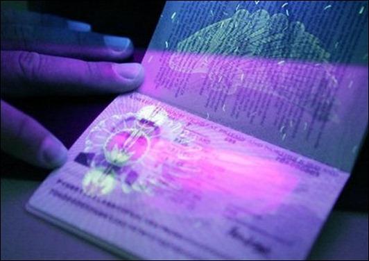 RFID - Биометрический паспорт и глобальный контроль