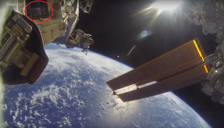 онлайн трансляция НАСА
