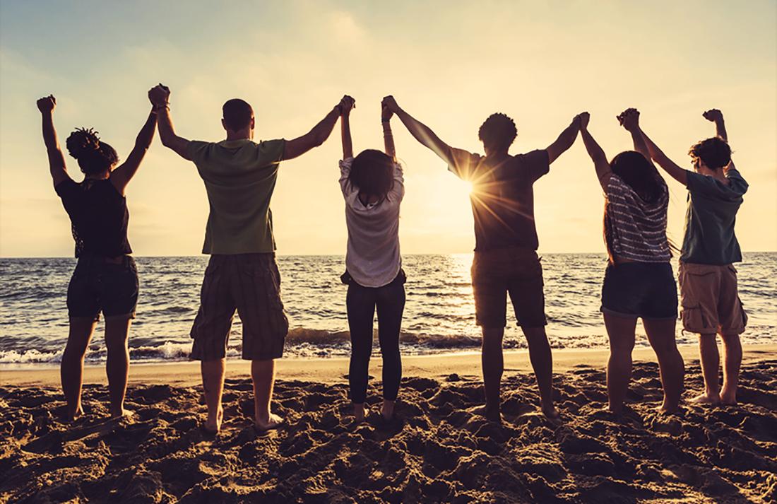 Почему количество друзей неуклонно стремится к нулю