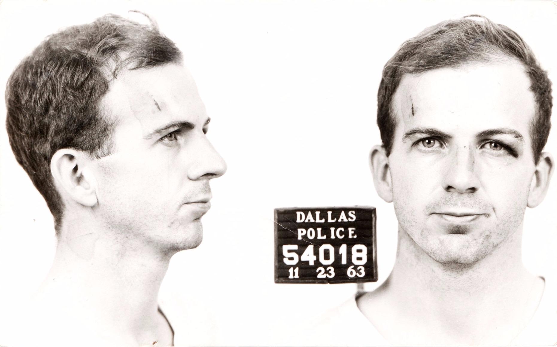 фото из полиции Даласса