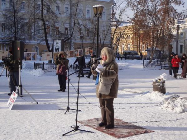 Марина Рихванова