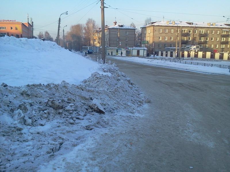 грязный снег 2
