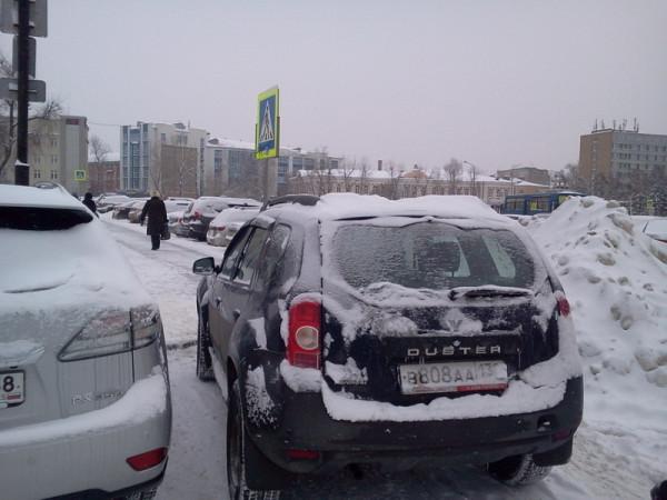 Снегопад 2