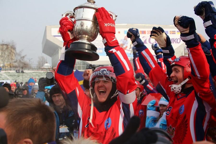 Россия - Чемпион