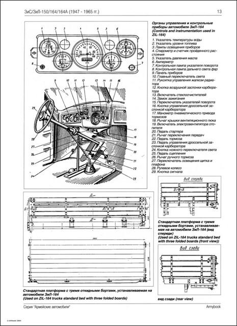 Армейские автомобили - ЗиС_ЗиЛ_150_164-15