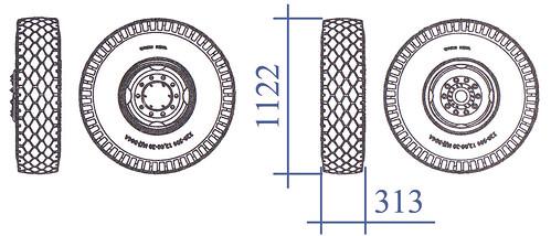 ИД-304 размеры