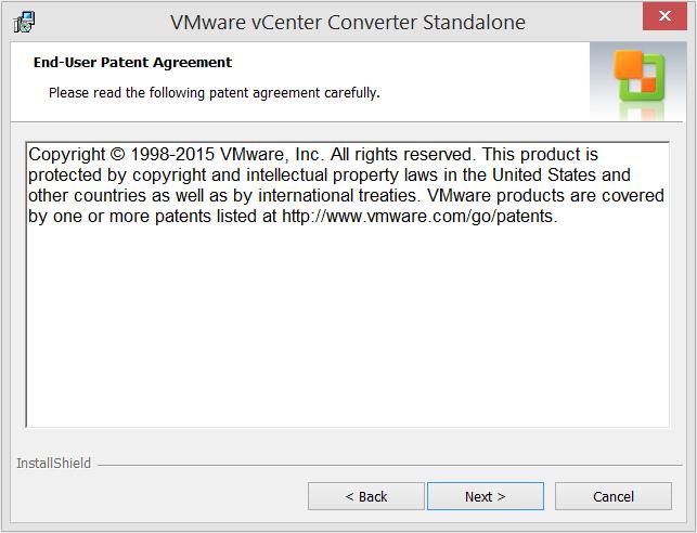 VMware vCenter Converter Standalone: bga68 — LiveJournal