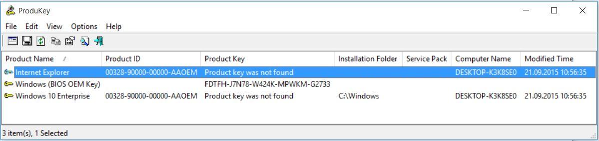 Windows 10  Как узнать OEM ключ из UEFI: bga68 — LiveJournal
