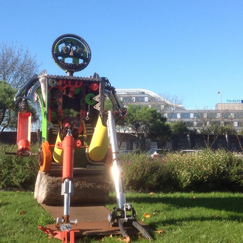robot du rondpoint 2