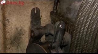 воровство лифтового оборудования в Болгарии