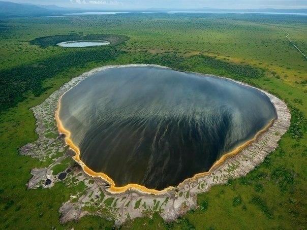 озеро, Уганда