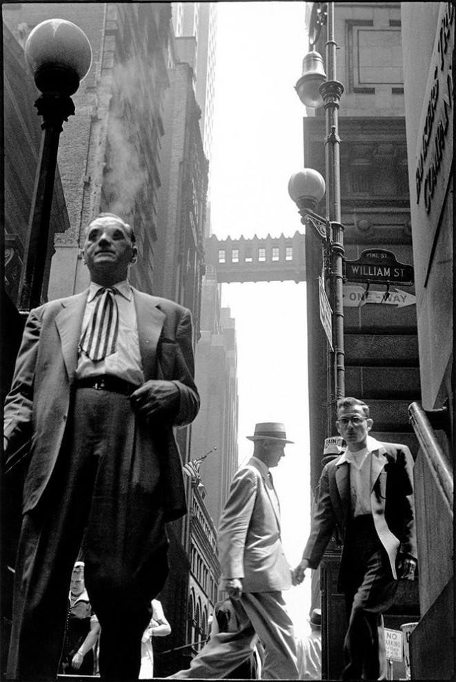 Исторические снимки Нью-Йорка