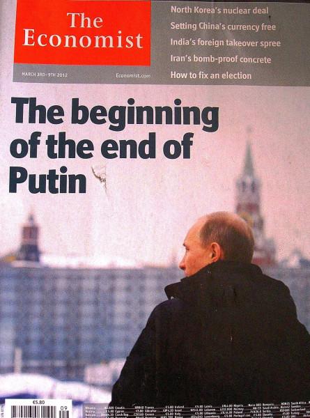 Начало конца Путина