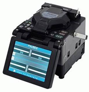 Автоматический аппарат для сварки оптических волокон Fujikura FSM-50S