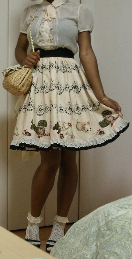 27 My shot for lolitadesu--So glad Innocent World is my first brand piece