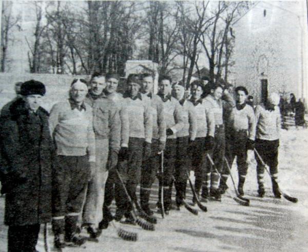 Хоккейная команда