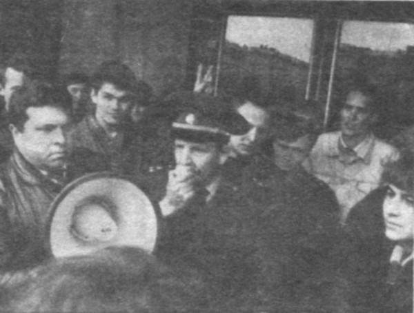 студенческий бунт фото5
