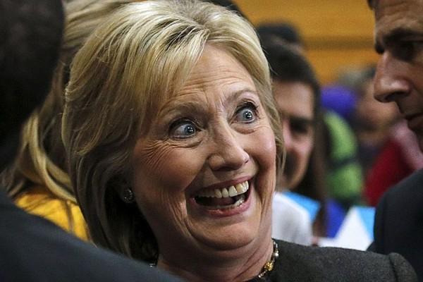 Хохлы-Клинтон