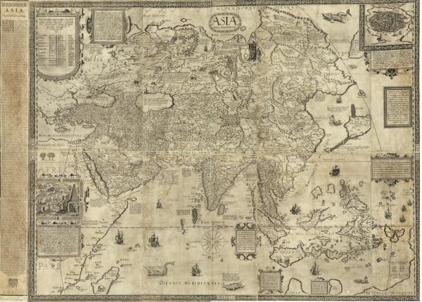 asia_1590_Daniel_Cellarius_Ferimontanus