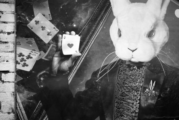 Значение белого цвета с черным в черной магии