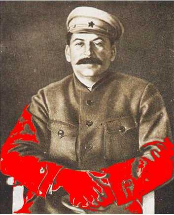 Сталин кровавый
